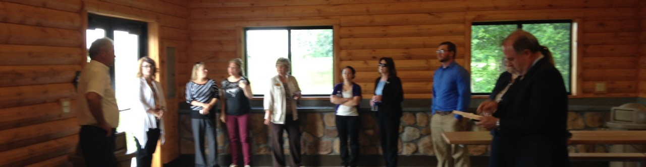 Meeting with Johnny Appleseed Metro Park District (JAMPD)